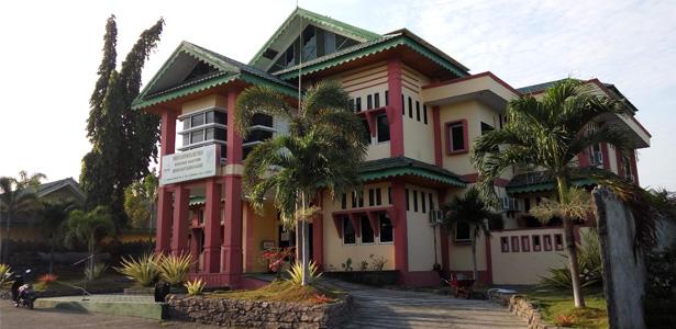 Gedung Kantor RSD Madani